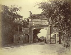 Shahabad Gate (City), [Rampur]